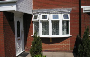 Change a flat casement window to an attractive Bow