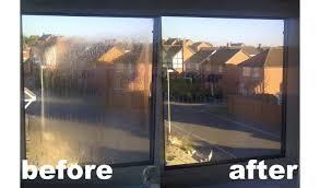 Misted Windows