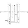 White 70pz to suit Cego Locks