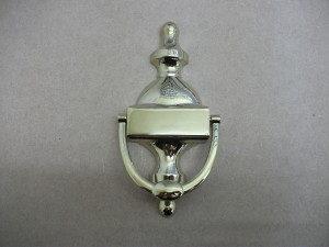 Victorian Meduim Knocker Gold