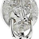 ProLinia Lion Head 4 Knocker Chrome