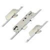 45mm GU Latch, Deadbolt and 2 Rhino Hooks, Lift lever (L/L) - 20mm faceplate