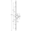 35mm Kenrick Excalibur Latch, Hookbolt and 4 Rollers