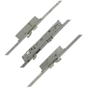 35mm Safeware Latch, 3 Hooks and 2 Deadbolts