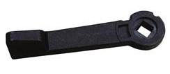 Schlegel Black 7mm plastic lever