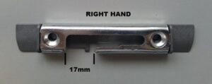Right Hand Tilt Lock Striker