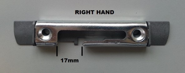 Right Hand Tilt Lock Striker