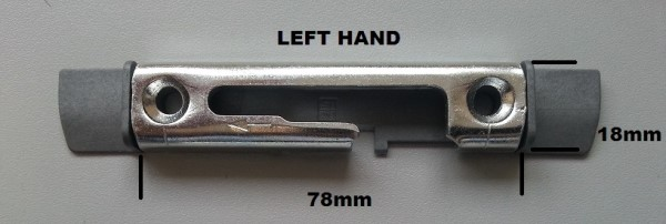 Left Hand Tilt Lock Striker