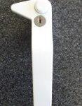 White Avocet 9mm Right hand - ZWH1KR