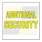 Additional Security